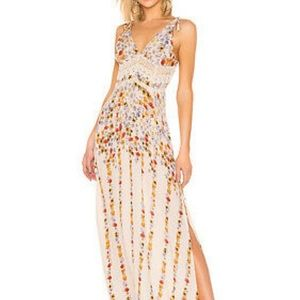 🆕NWT🎉 Free People floral maxi dress